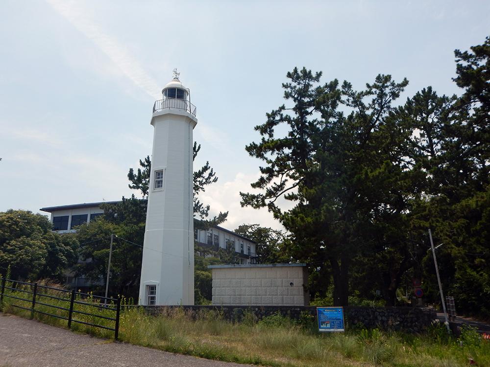 【灯台見聞録】清水灯台(静岡県静岡市)
