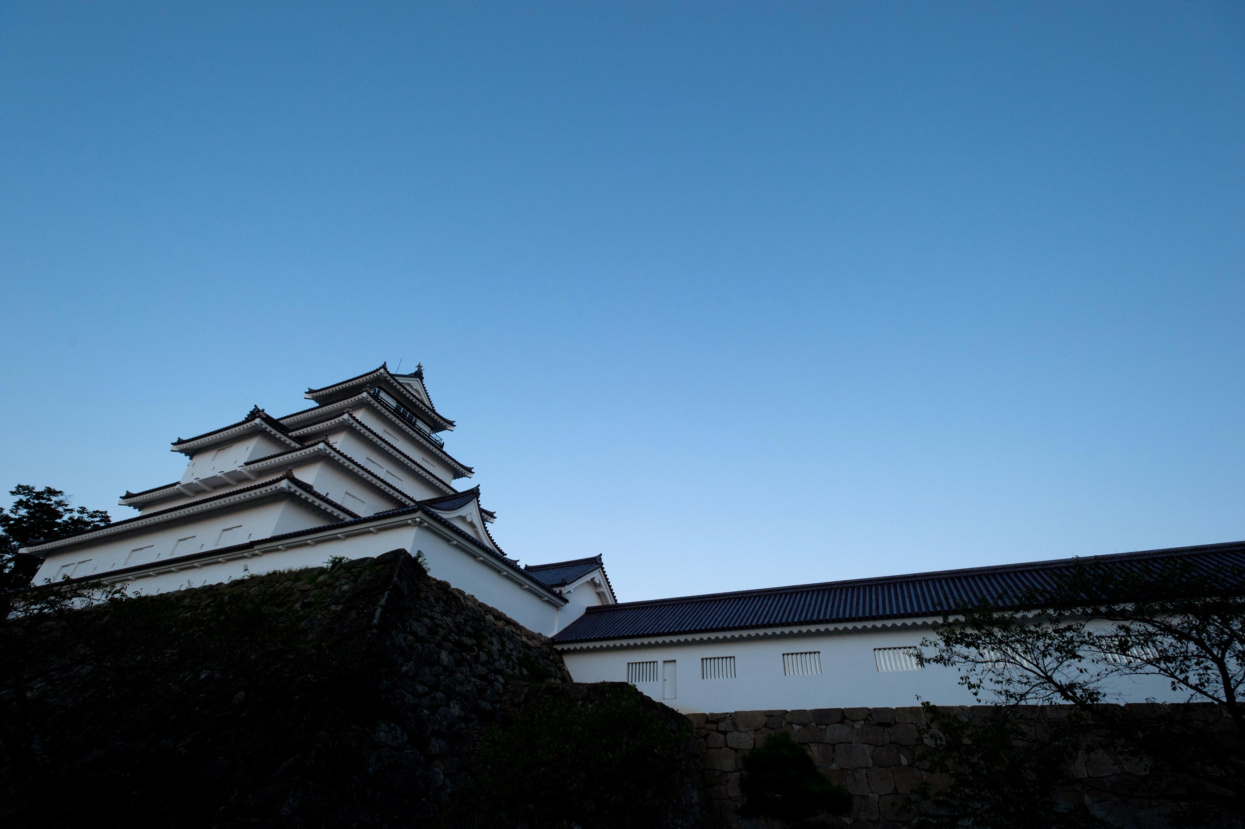 【古城見聞録】鶴ヶ城(福島県会津若松市)