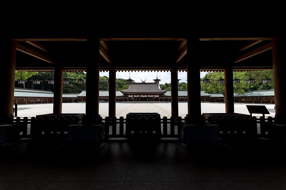 【社寺巡礼】橿原神宮(奈良県橿原市)